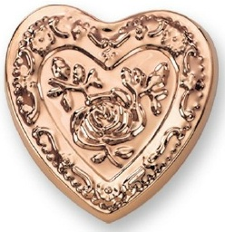 Copper Mold 877 Heart