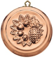 Copper Mold 993 Pineapple