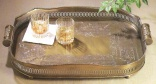 Brass Serving Tray LU181