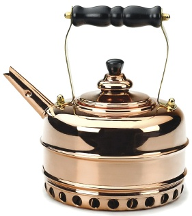 Mini Simplex Copper Tea Kettle For Gas Stoves Mg1