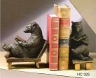 Bear Bookend