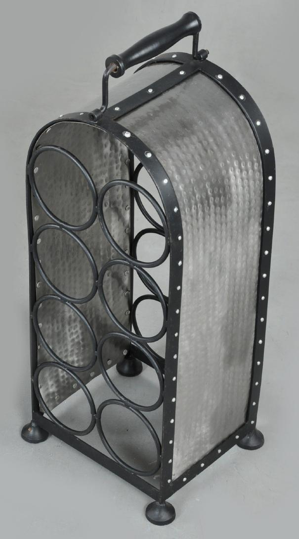 Wine Rack Stainless Steel 439 8ss
