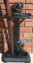 Umbrella Stand Cast Iron