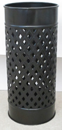 Umbrella Stand Dark Brown