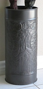 Umbrella Stand bronze