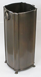 Bronze umbrella stand