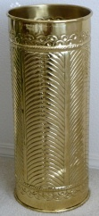 Brass Umbrella Stand UMB7866PB