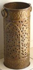 Umbrella Stand Brass