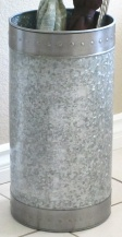 Umbrella Stand Galvanized 10