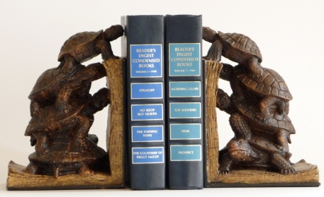 Turtle Bookends 1938