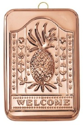 Copper Mold 785 Welcome