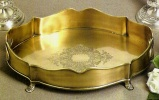 Brass Trays, Brass Serving Tray