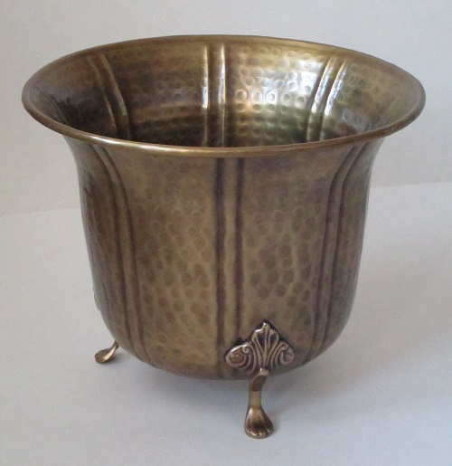 Brass Planter Tabletop design