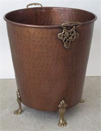 Copper Estate planter