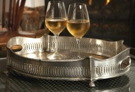 Silver Trays, Silver Serving Tray